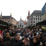 Christmas Market madness