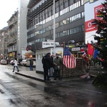 Checkpoint Charlie - once where east met west, now a tourist trap