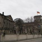 The Reichstag, with it's Glass Dome