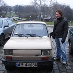 Warsaw: Smallest car ever!