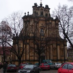 Warsaw: First church in a while, I was having withdrawals