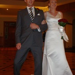 The Wedding: Walking in with style