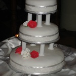 The Wedding: The cake made by Nona