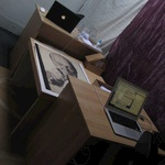 The work stations