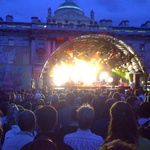 Ting Tings at Somerset House with Paul & Lauren