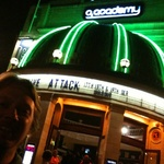 Brixton Academy, Tom favourite group, massive attack!