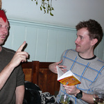Delete Christmas: Don tries his luck with his new Spanish phrase book