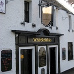 "A cute pub in Stirling ""Whistlebinkies"" which we didn't venture into."