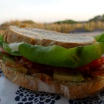 The yummy BLAT before it was all gone in mins