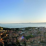 Pano of Bolsena Lake and beyond!