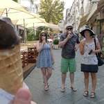 Gelato for everyone in Sorrento, Italy