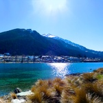 Back to beautiful weather in Queenstown